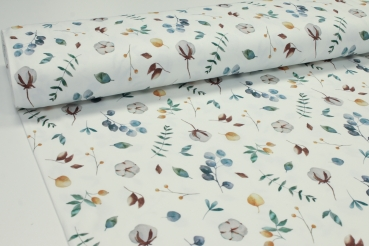 "Jersey ""NATURE"" von Family Fabrics"