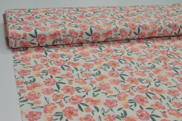 "Jersey Art Gallery Fabrics ""Fields Of Silene"""